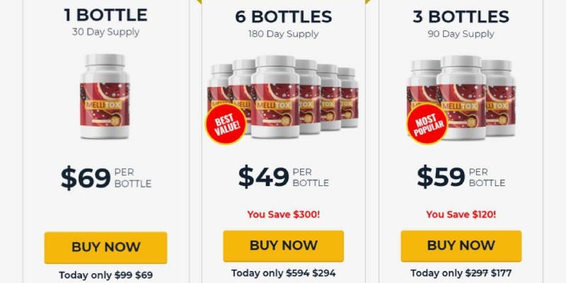 Mellitox Supplement Where To Buy