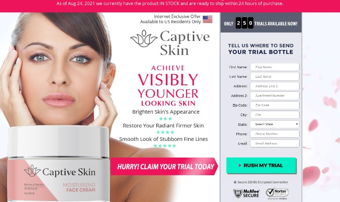 captive skin Review