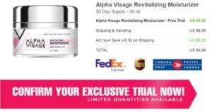 Alpha Visage Free Trial