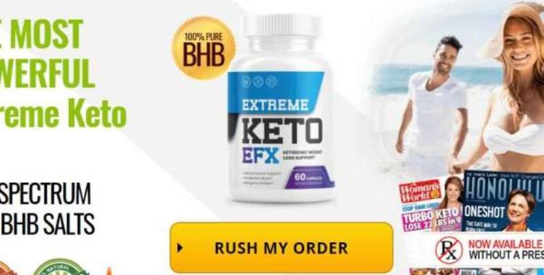 Extreme Keto EFX Review